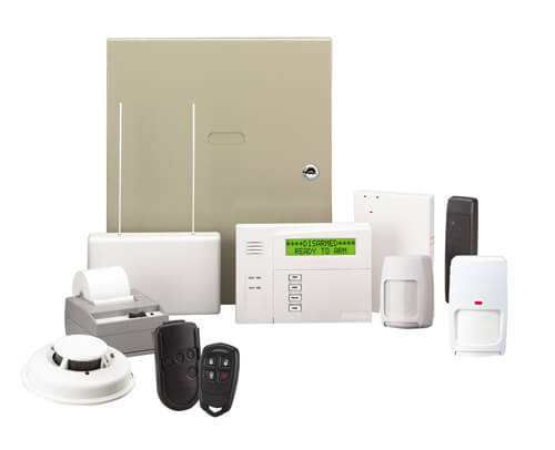 honeywell commercial security system